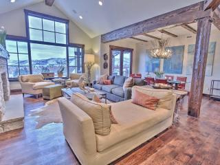 Park City Silver Star Ski-In Ski-Out Penthouse