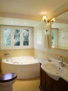 Jacuzzi bath (1st floor)