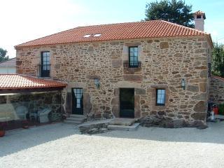 Stone house near Coruña, A Laracha