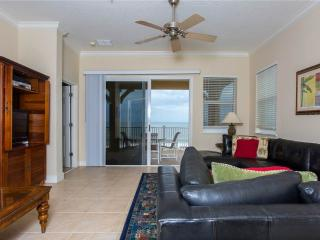 Cinnamon Beach 845, 4th Floor Ocean Front, Corner Condo, HDTV, Sweeping Vie, Palm Coast