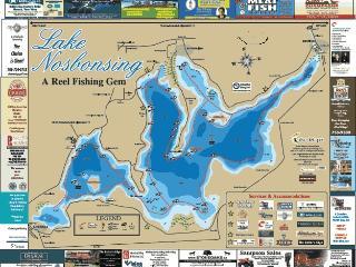 ICE Fishing , Snowmobilling Lake Nosbonsing, Bonfield