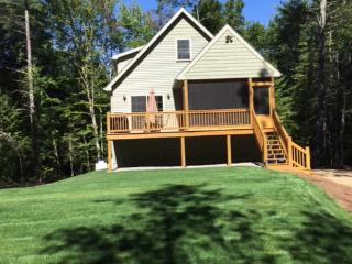 BRAND NEW  RUSTIC 4 BEDROOM 2 BATH CHALET, Moultonborough