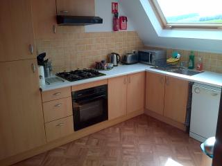 Fully Equipped Kitchen - a real home from home