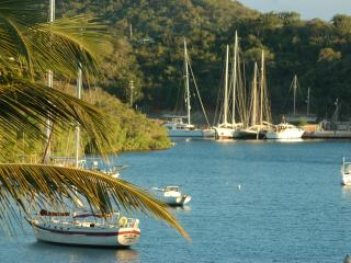 Kittyhawk in English Harbour Antigua