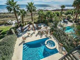 Guscio 7, Luxury 7 Bedrooms, Ocean Front, Elevator, Private Pool, Sleeps 24, Hilton Head