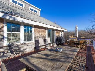 BLACJ -  Long Point Beach House,  Centrally Located, All New Master Bedroom with Master Bath and a Large Sun Porch/Family Room being Completed for 2016, Martha's Vineyard
