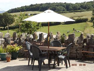Sit back, relax & enjoy the stunning views that surround the cottage.