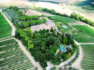 Historical Residence Villa di Corsano