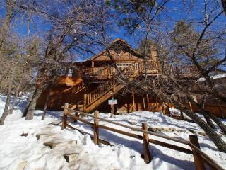 Log Haven At Bear Mountain, Big Bear Lake