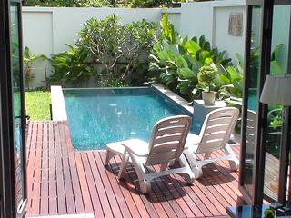 CHR523 A Tropical Modern 3 bed Villa with a private infinity pool, Bang Tao Beach