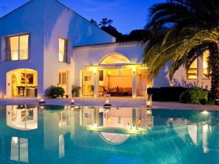 Ocean view with infinity edge pool. ACV FAB, St-Tropez