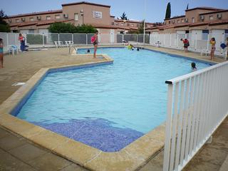 Villa T3 avec piscine dans résidence sécurisée., Saint-Cyprien-Plage