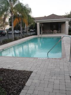 2 Bedroom 1.5 Bath Townhouse with Pool