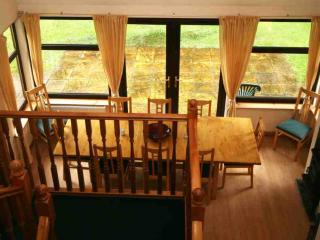 042-Holiday Lodge with pool, Ardgour