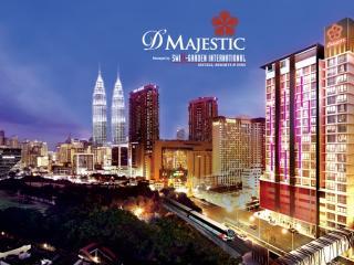 Hotel Style Family Studio - Rooftop Infinity Pool, Kuala Lumpur