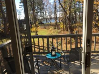 Lake view, Fireplace, and a Relaxing Hot Tub, Fennville