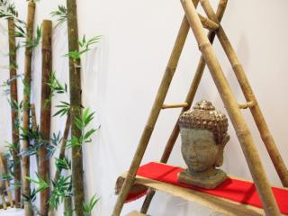 Unique Bamboo Apartment in Vietnam, Hô-Chi-Minh-Ville