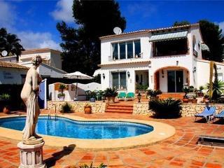 45205-Holiday house Benissa, Moraira