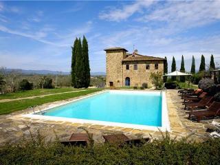 8 bedroom Villa in Bucine, Tuscany, Italy : ref 2373377