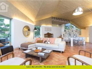 Villa in Moraira, Costa Blanca, Spain, La Llobella