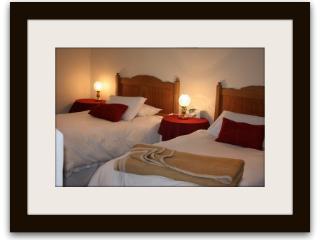 Knysna Manor House Twin Room