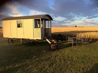 West Hale Gate Glamping, Burton Fleming