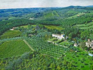 Villa in Chianti near Florence