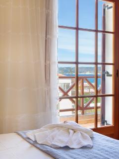 Avra Apartments, Sirokos, 2nd bedroom
