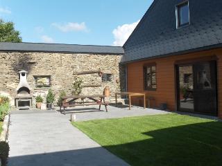Gîte de charme avec sauna (près de Bouillon), Buglione