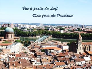 Loft Haut de Gamme avec Prestations Hotelières, Toulouse