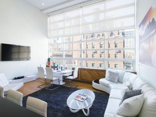 Luxury Penthouse 3Bedrooms Triplex with a Terrace, New York City