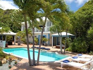 Beautiful 3 Bedroom Villa overlooking Grand Cul De Sac, Marigot