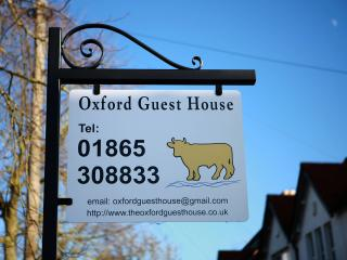 Bright and Cosy - The Oxford GuestHouse