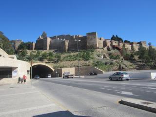 Cerca Centro historico de Malaga hasta 4 personas