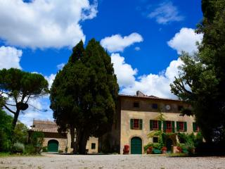 Villa Pozzolo, ideal for a creative minds & peace, Montaione