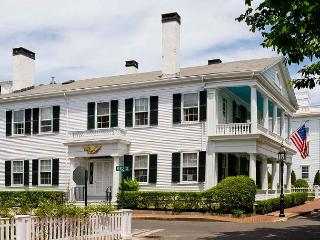 GRAND WHALING CAPTAIN'S HOUSE, Edgartown