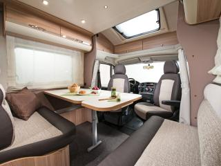 Motorhome & Campervan Holiday Hire in the UK, Bristol