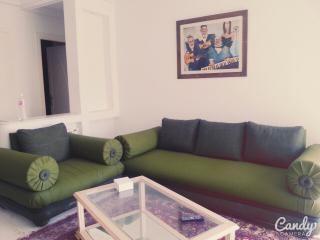 Appartement meublé citee les palmeraies, Tunis