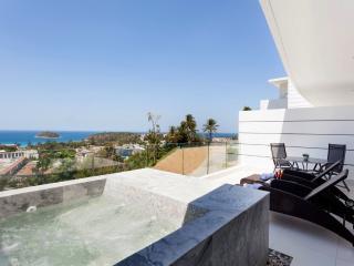 Kata Beach Seaview 2BR Villa