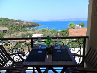 Front line penthouse apartment, amazing sea view., Gulluk