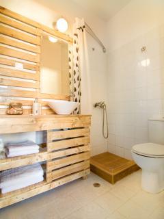 Avra Apartments - Maistros, bathroom