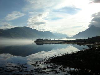 The shore - Loch Leven