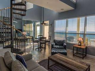 Blue Dolphin 402 3 BR 3 BA Penthouse Unit Fort Walton Beach Florida