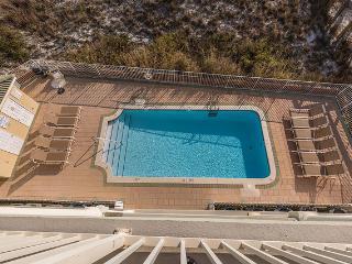 Blue Dolphin 402 3 BR 3 BA Penthouse Unit Fort Walton Beach Florida