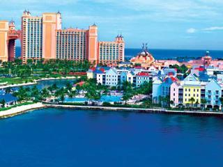 Delux 1 bdrm HarborsideResort@Atlantis 4/10-17 '16, Paradise Island