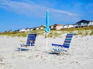 Oceanfront Contemporary 2 Bedroom, 2 bath Condo, Carolina Beach