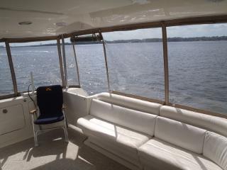 Luxury 50 ft. yacht, Sea Ray