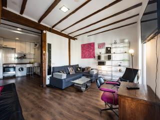Atico Duplex Loft Madrid - WIFI - Sol
