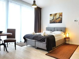La Monnaie 4B apartment in Brussels Centre with WiFi & lift.