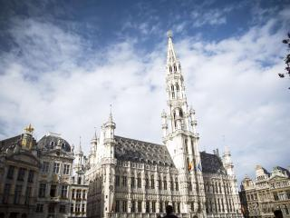 La Monnaie 3B apartment in Brussel centrum with WiFi, balkon & lift.